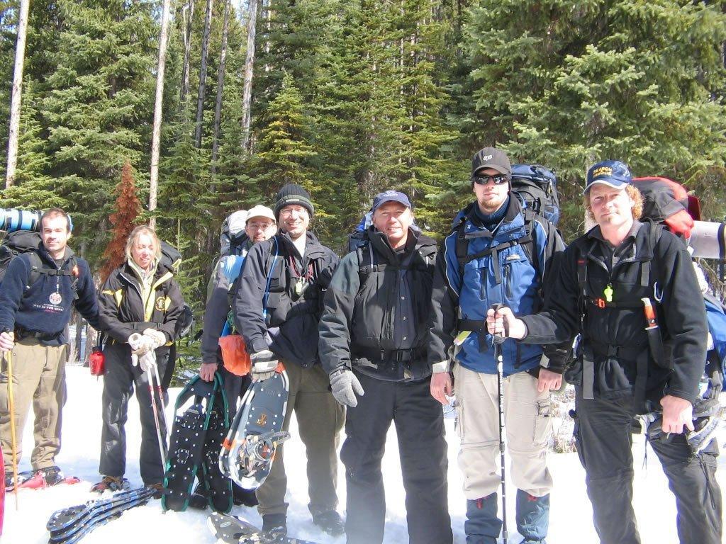 British Columbia Survival Camp
