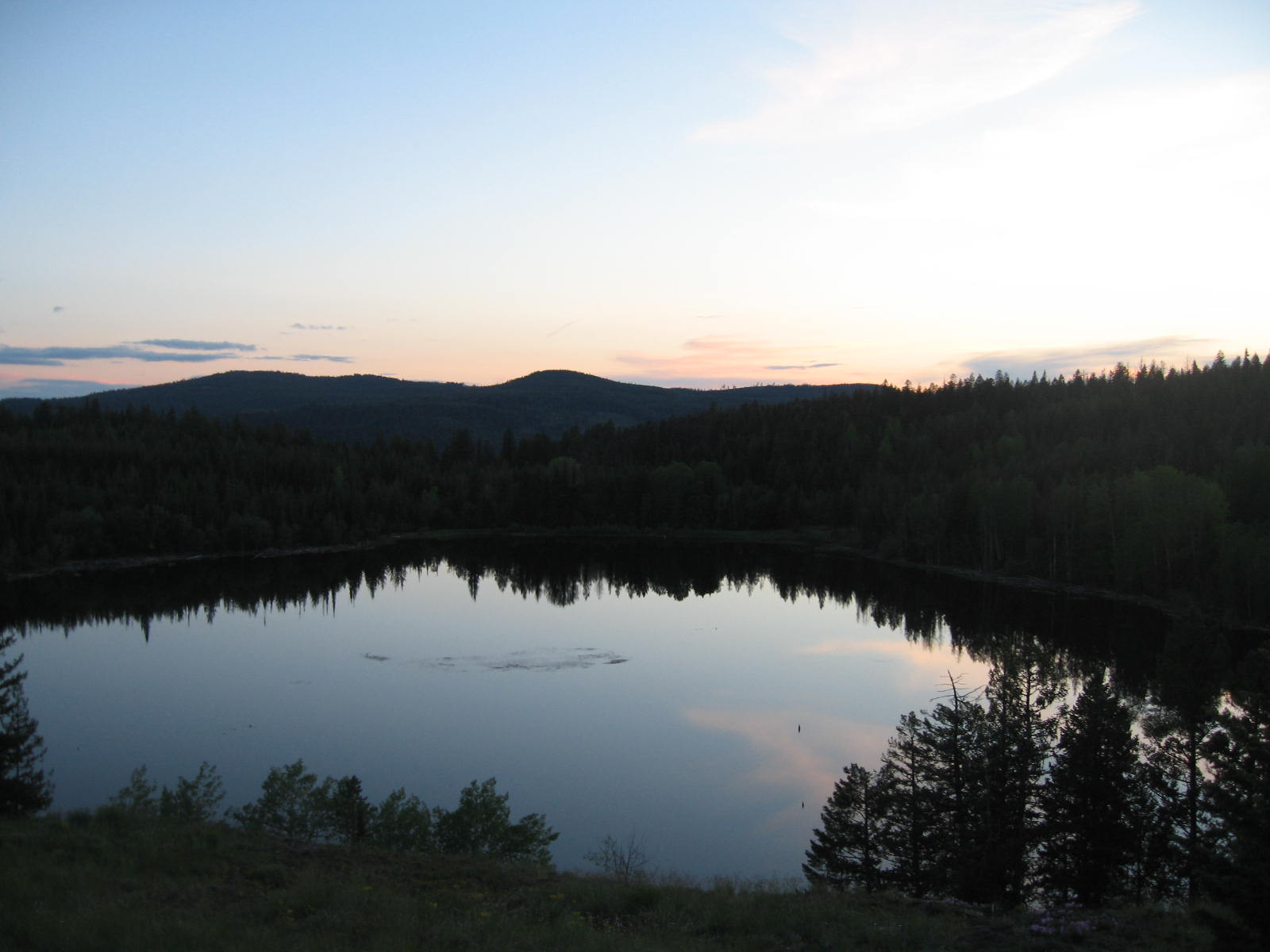 Hayman Lake - Great pic!