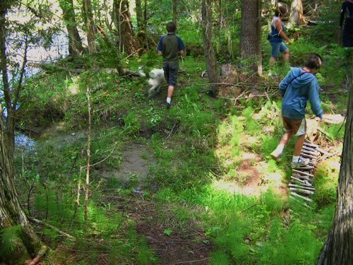 Okanagan Hiking – High Rim Trail – Philpot to Beaver Lake Road