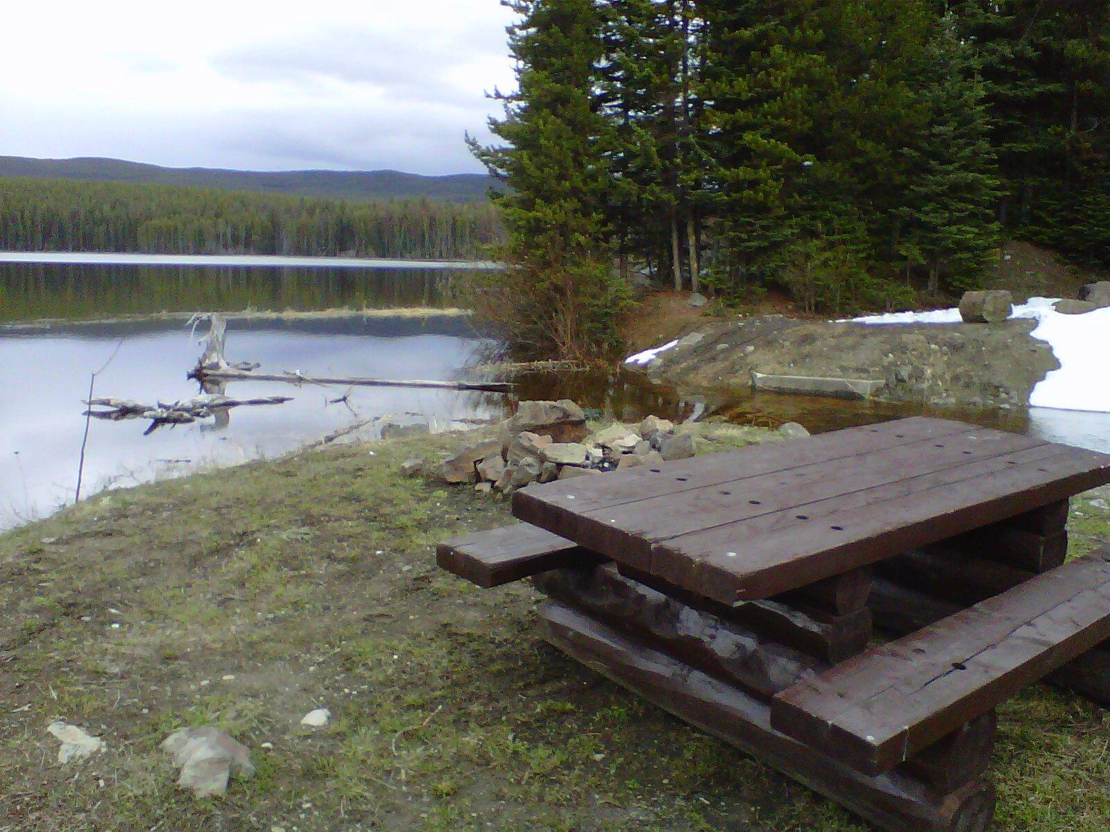 James Lake Free Camping near Kelowna BC   Tracks AndTrails ...