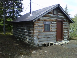 Esperon Lake Recreation Site Cabin