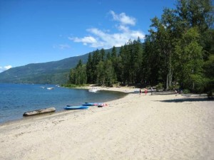 BC Forest Service Recreation Sites BC