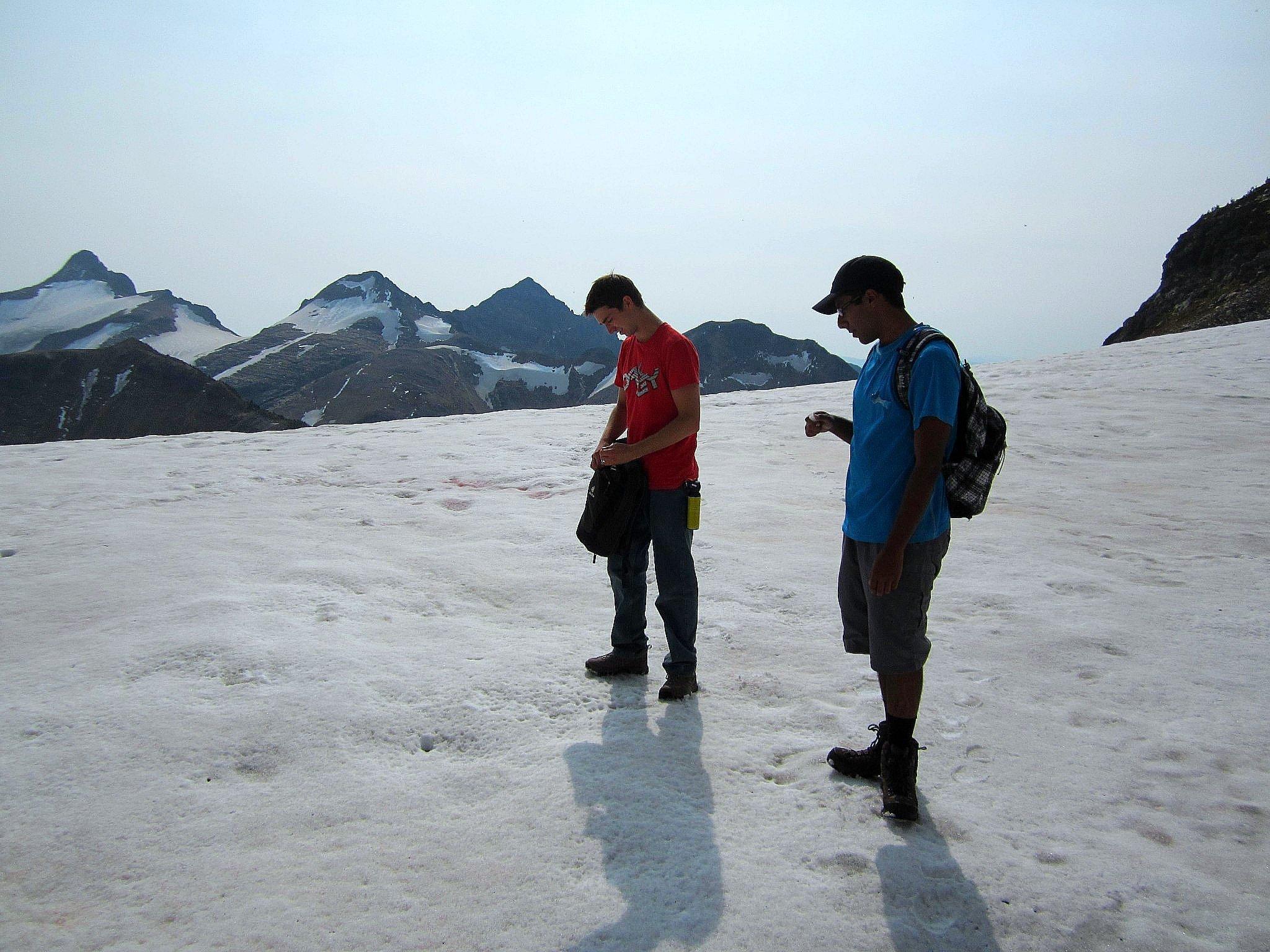 Mt. Severide Trek in the Monashee Alpine