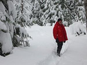 Adventurer, World Traveller, UBC Professor, Winter Camp Survivor