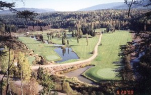 Wells Gray Golf Resort & RV Park