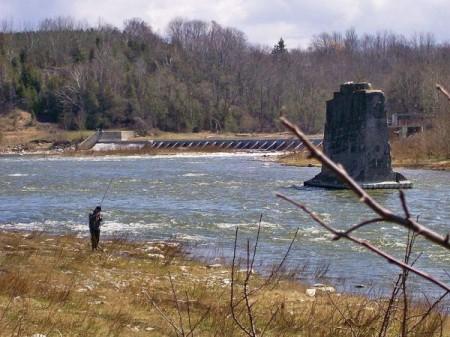 Dennys Dam Conservation Area, Ontario Dennys Dam Conservation Area in Ontario