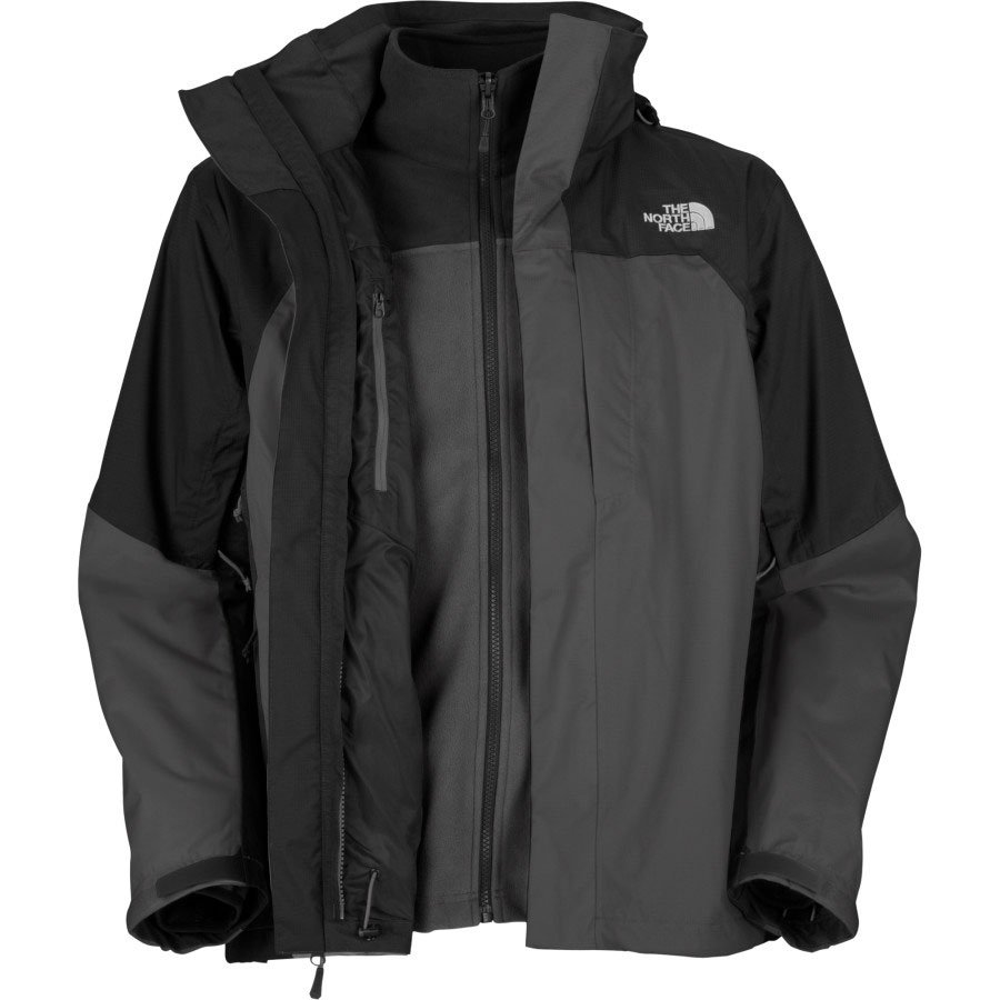 camping essential The North Face WindWall Triclimate Jacket - Men's