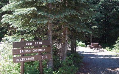 Zum Peak in Cascade District