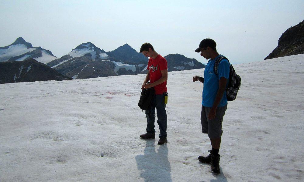 Mt Severide Alpine Hike in the Monashees