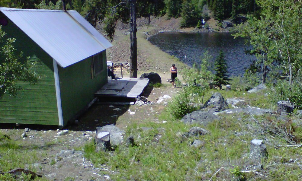 Ideal Lake Recreation Site Free Camping very close to Kelowna