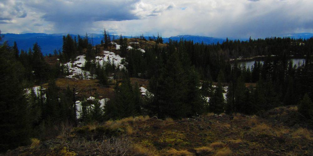 Mount Hayman – part of the McDougall Rim Loop