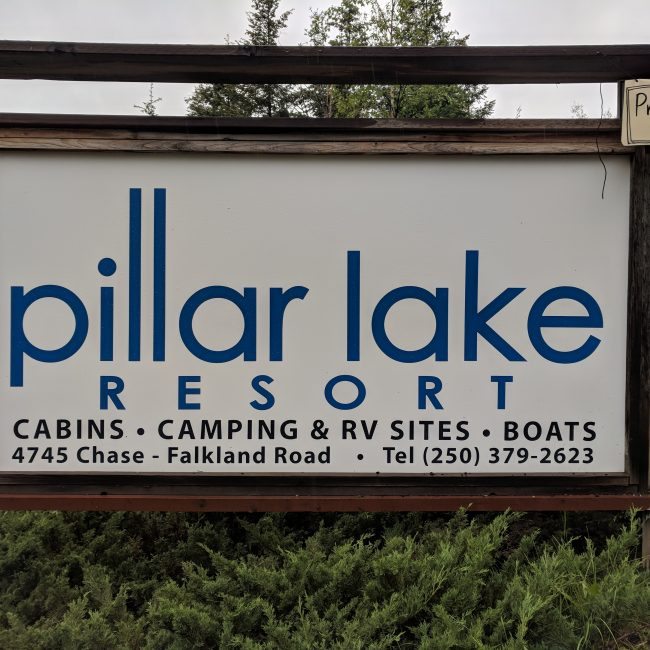 Pillar Lake Guardian