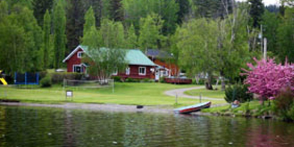 McLeese Lake Resort