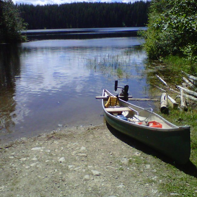 British Columbia Hiking Trails