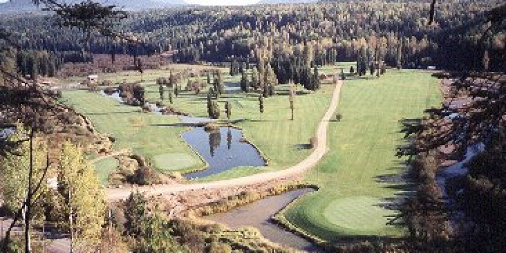 Wells Gray Golf Resort & RV Park In Clearwater BC