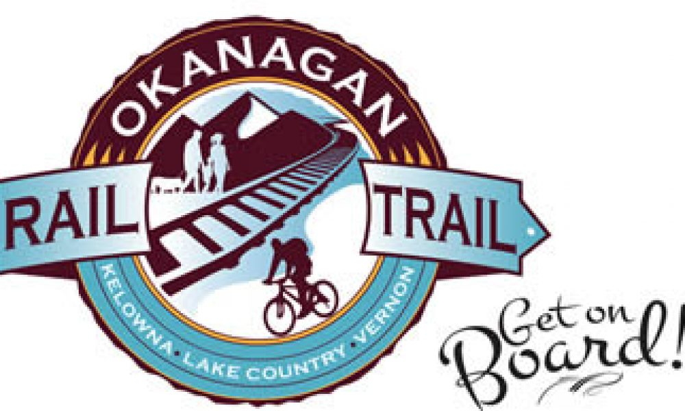 Rail Trail Map – Vernon to Kelowna