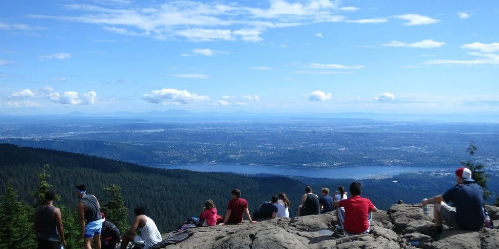 4 Best hiking trails in Vancouver
