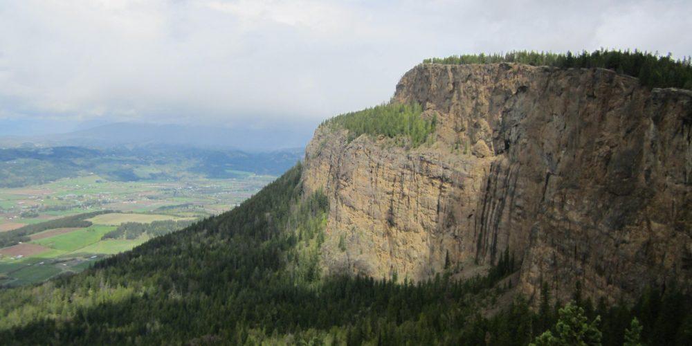 Enderby Cliffs